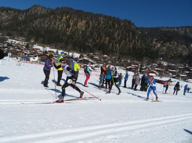 Jasmin Senf belgt über 10 km Rang 13