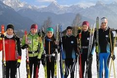 Die Thüringer Mädels der U14
